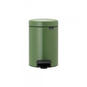 Brabantia koš za smeti 3L zelen