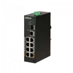 Dahua stikalo mrežno 8 port 10/100/1000 PFS3110-8ET-96