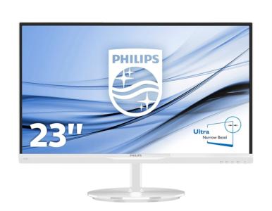 "Philips 234E5QHAW 23"" IPS monitor"