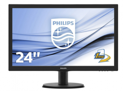 "Philips 243V5LHAB5 23,6"" monitor"