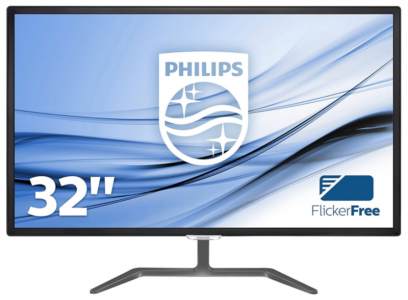 "Philips 323E7QDAB 32"" IPS monitor"