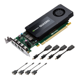 Grafična kartica PNY Quadro K1200 4GB GDDR5 PCIe, DVI