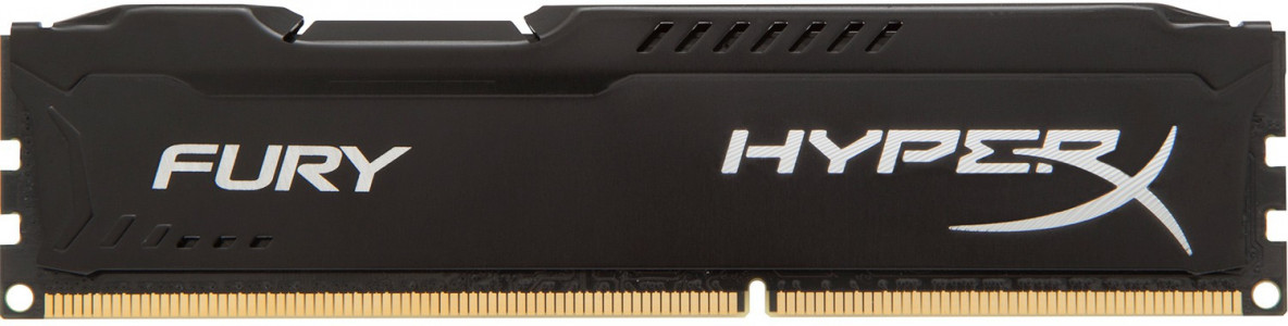 Kingston HyperX Fury 8GB DDR3-1866 DIMM PC3-14900 CL10, 1.5V