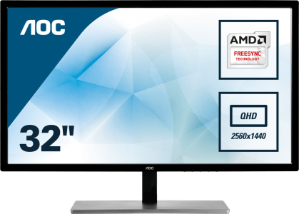 "AOC Q3279VWF 31,5"" MVA monitor"