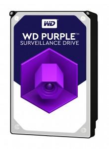 WD PURPLE 12TB SATA3, 6Gb/s, 7200, 256MB