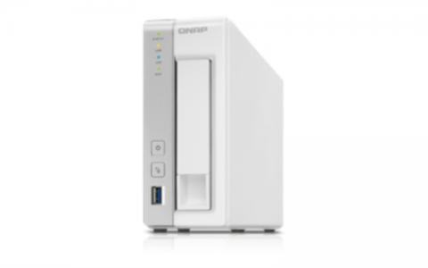 QNAP TS-131 NAS strežnik za 1 disk