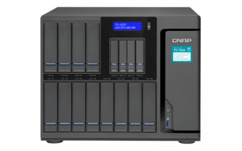 QNAP TS-1635-4G NAS strežnik za 16 diskov