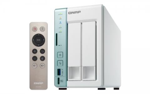 QNAP TS-251A NAS strežnik za 2 diska