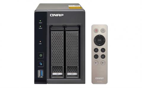 QNAP TS-253A NAS strežnik za 2 diska