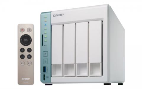 QNAP TS-451A NAS strežnik za 4 diske