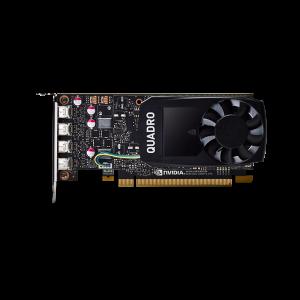 Grafična kartica PNY Quadro P1000 4GB