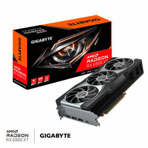 Grafična kartica GIGABYTE Radeon RX 6900 XT 16G, 16GB GDDR6, PCI-E 4.0