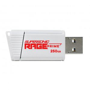 Patriot 250GB 600MB/s Supersonic Rage Prime USB 3.2 spominski ključek