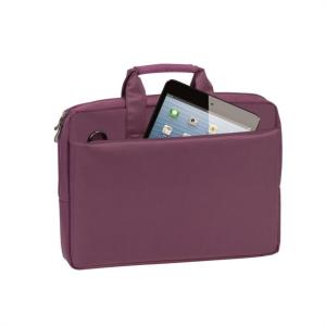 """RivaCase torba za prenosnik 15.6"""" vijolična 8231"""
