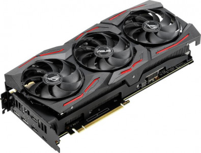 Grafična kartica ASUS ROG GeForce RTX 2080 SUPER STRIX Gaming OC, 8GB GDDR6, PCI-E 3.0