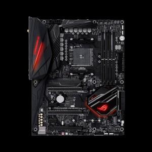 ASUS ROG CROSSHAIR VII HERO (WI-FI), DDR4, SATA3, USB3.1Gen2, AM4 ATX