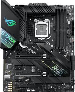 ASUS ROG STRIX Z490-F GAMING, DDR4, SATA3, USB3.2Gen2, DP, Intel 2.5GbE LAN, LGA1200 ATX