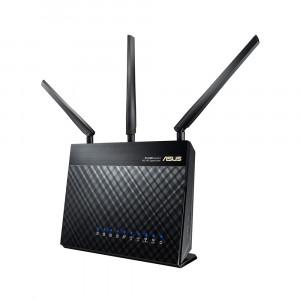 ASUS RT-AC68U Gigabit Dual-Band AC1900 brezžični usmerjevalnik, 802.11ac/a/g/b/n, 1900Mbps