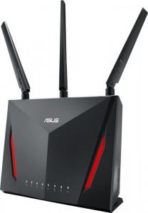 ASUS RT-AC86U Gigabit Dual-Band AC2900 brezžični usmerjevalnik, 802.11ac/a/g/b/n, 2917Mbps