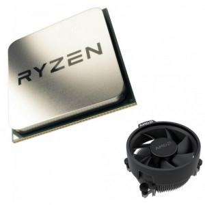 AMD Ryzen 5 3600 procesor z Wraith Stealth hladilnikom - MPK