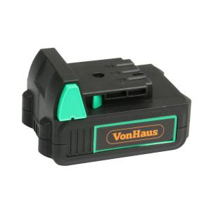 VonHaus F-Series 12V 2.0 Ah baterija
