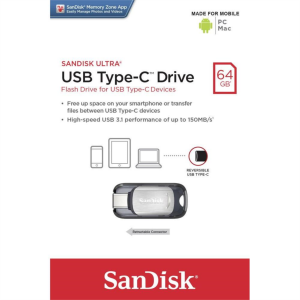 Sandisk 64GB ULTRA USB TYPE-C