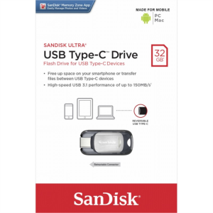 Sandisk 32GB ULTRA USB TYPE-C