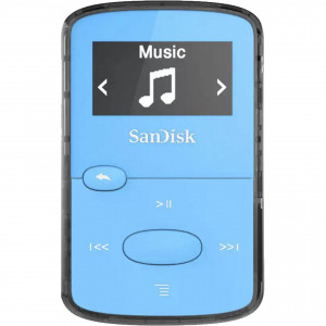 SanDisk Clip Jam 8GB MP3 player Blue