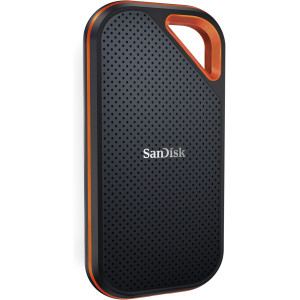SanDisk Extreme PRO 1TB Portable SSD - Read/Write Speeds up to 2000MB/s, USB 3.2 Gen 2x2,