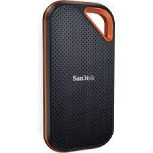 SanDisk Extreme PRO 2TB Portable SSD - Read/Write Speeds up to 2000MB/s, USB 3.2 Gen 2x2
