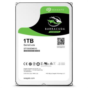 Seagate BarraCuda 1TB 3,5 SATA3 6GB/s 64MB 7200 obratov