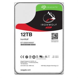 Seagate NAS trdi disk 12TB 7200 256MB SATA3 IronWolf PRO
