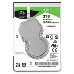 Seagate BarraCuda 2TB 3,5 SATA3 6GB/s 64MB 7200 obratov