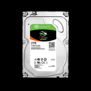Seagate FireCuda 2TB 7200 3,5 disk 64MB + 8GB SSD