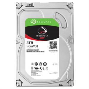 Seagate NAS 3TB trdi disk SATA 3, 6Gb/s, 64MB IronWolf