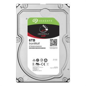Seagate NAS 6TB trdi disk SATA 6Gb/s, 7200, 256MB IronWolf