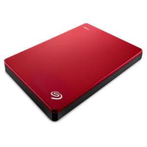 """Seagate 2TB 2,5"""" USB 3.0 BACKUP PLUS, rdeč"""