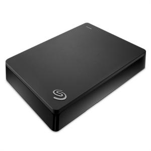 """Seagate 4TB 2,5"""" USB 3.0 BACKUP PLUS, črn"""