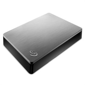 """Seagate 4TB 2,5"""" USB 3.0 BACKUP PLUS, srebrn"""