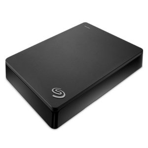 "Seagate 5TB 2,5"" USB 3.0 BACKUP PLUS, črn"