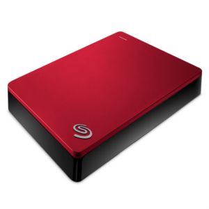 "Seagate 5TB 2,5"" USB 3.0 BACKUP PLUS, rdeč"