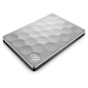 "Seagate 2TB 2,5"" USB 3.0 BACKUP PLUS, platinum Ultra Slim"