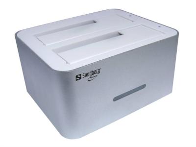 Sandberg USB 3.0 Hard Disk Cloner