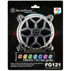 Silverstone FG121 120mm RGB vent. RGB dodatek