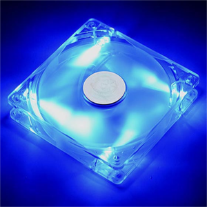 Silverstone FN121-P-BL 120mm BLUE LED ventilator