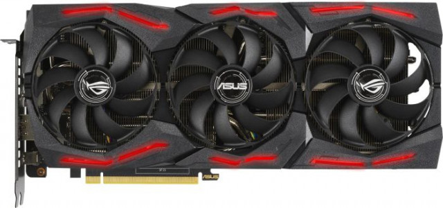 Grafična kartica ASUS GeForce RTX 2060 SUPER STRIX OC EVO, 8GB GDDR6, PCI-E 3.0