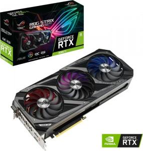 Grafična kartica ASUS ROG RTX 3080 Ti STRIX GAMING, 12GB GDDR6X, PCI-E 4.0