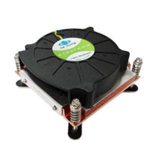 Supermicro hladilnik z ventilatorjem za 1U sisteme z Intel procesorji
