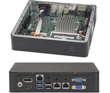 Supermicro SuperServer E200-9AP