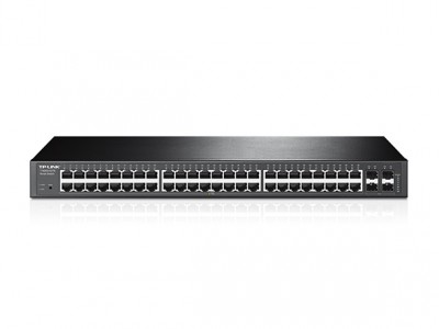 Tp-link JetStream  T1600G-52TS (TL-SG2452) 48-Port Gigabit Smart stikalo z 4 × Slot